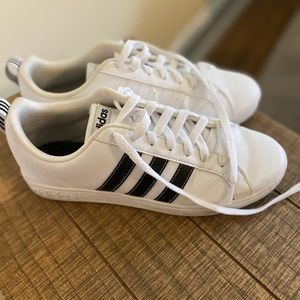 adidas Shoes - Adidas soft top superstar in white and black